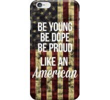 American iPhone Case/Skin