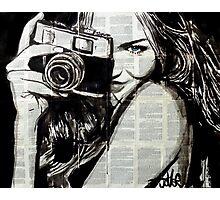 snap happy Photographic Print