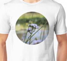 Paint flower Unisex T-Shirt