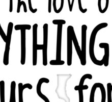 HIMYM - Barney Stinson quote Sticker