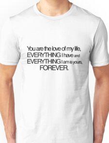 HIMYM - Barney Stinson quote Unisex T-Shirt