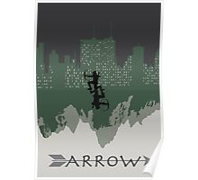 Arrow minimalist work Poster