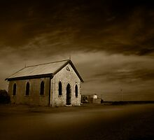Old church by lynniegraham