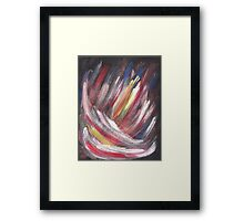 Cosmic orbital 231 Framed Print