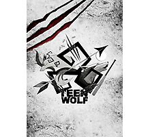 Teen Wolf: Part of the Pack Photographic Print
