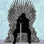 Game of Thrones minimalist work by cdemps