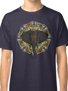Awesome Indian Looking Elephant Classic T-Shirt