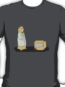 Schrödinger's Human T-Shirt