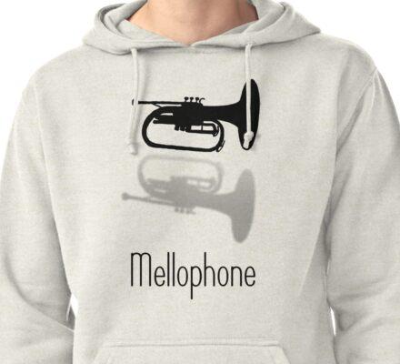 Mellophone! Pullover Hoodie
