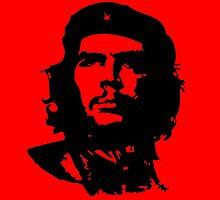 Ernesto 'Che' Guevara by freelaffs