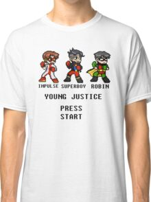 young justice go! Classic T-Shirt