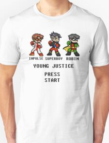 young justice go! T-Shirt