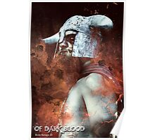 Of Dark Blood Poster