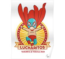 Lucharitos Poster