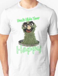 Oscar Happy Unisex T-Shirt