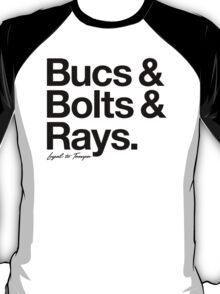Loyal to Tampa (Black Print) T-Shirt