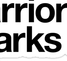 Loyal to the Bay - Oakland (Black Print) Sticker
