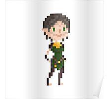Pixel Merrill - Dragon Age Poster