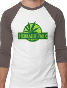 Herbassic Park Men's Baseball ¾ T-Shirt