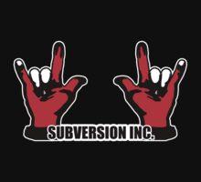 Rock On - Subversion Style Baby Tee