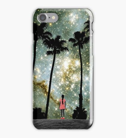 Paradise Galaxy Dream iPhone Case/Skin