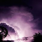 NT Storm cell by Christopher Houghton