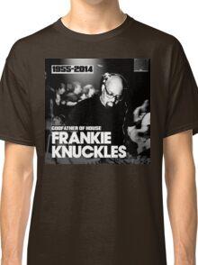 FRANKIE KNUCKLES RIP Classic T-Shirt
