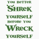Shrek yourself. by PjMann