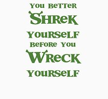 Shrek yourself. Men's Baseball ¾ T-Shirt
