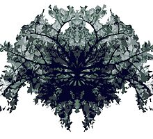 Abstract symetry pattern by benbdprod