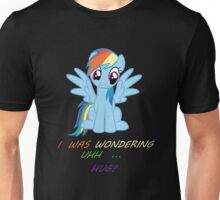 Rainbow Dash Wants A Hug Unisex T-Shirt