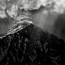 Light At The Top by Jeffrey  Sinnock