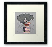 Luella Framed Print