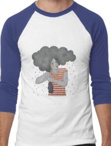 Luella Men's Baseball ¾ T-Shirt