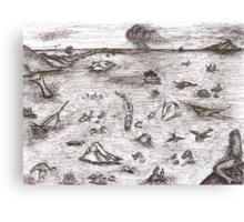 Ancient mariners Canvas Print