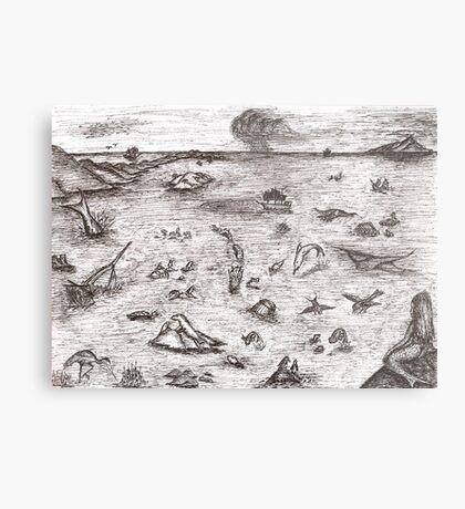 Ancient mariners Metal Print