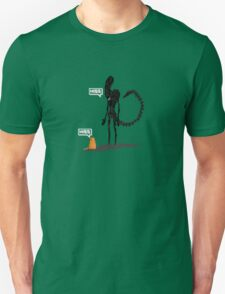 Alien Vs Jonesy T-Shirt