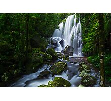 Chalahn Falls, Lamington NP Photographic Print