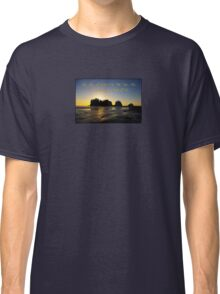 james island, wa & reflection Classic T-Shirt