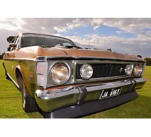 Gold GT Photographic Print