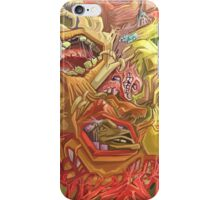 FLESH BALL!!!( Why Is Everything Alive?) iPhone Case/Skin