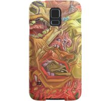 FLESH BALL!!!( Why Is Everything Alive?) Samsung Galaxy Case/Skin
