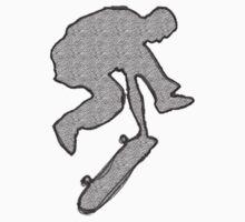 Sketch Skater by Tilp