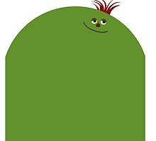 LocoRoco Green Chavez by justjasper
