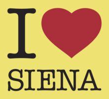 I ♥ SIENA Kids Clothes