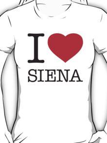 I ♥ SIENA T-Shirt
