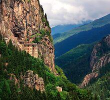 Sumela Monastery by Hercules Milas