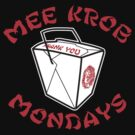 Mee Krob Mondays by DetourShirts