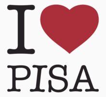 I ♥ PISA by eyesblau