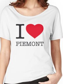 I ♥ PIEMONT Women's Relaxed Fit T-Shirt